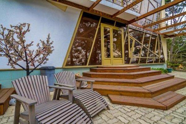 Мини-отель Вилла Агрия - фото 14