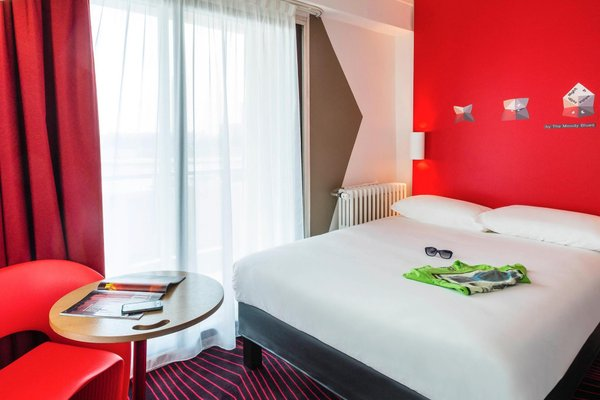 ibis Styles Rouen Centre Cathedrale - фото 50