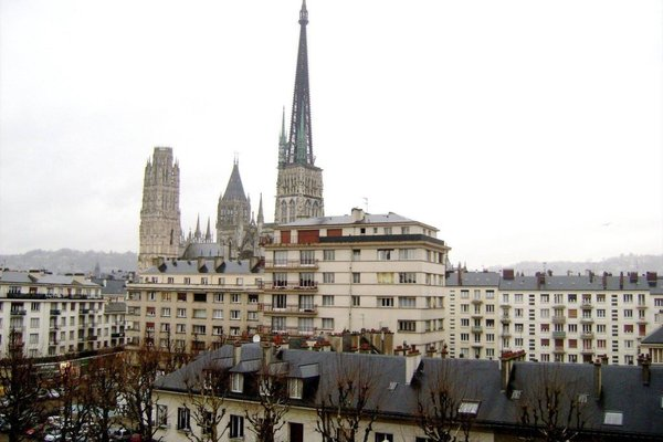 ibis Styles Rouen Centre Cathedrale - фото 22