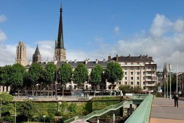 ibis Styles Rouen Centre Cathedrale - фото 23