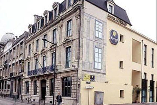 Kyriad Rouen Centre - 21