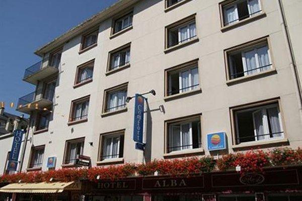 Comfort Hotel Rouen Alba - 22