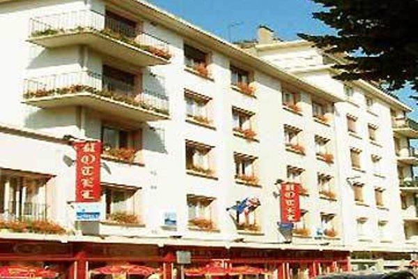 Comfort Hotel Rouen Alba - 23
