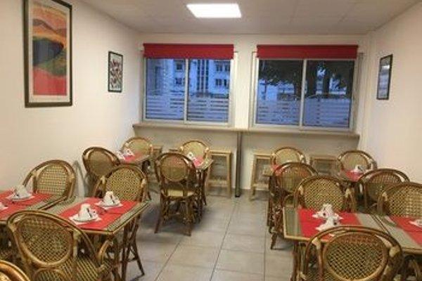 Comfort Hotel Rouen Alba - 8