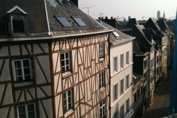 Hotel Dandy Rouen centre - 21
