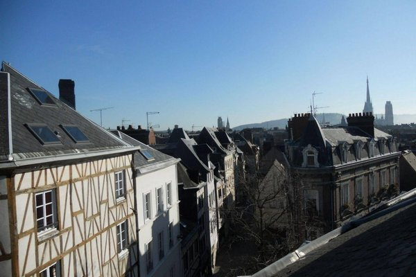 Hotel Dandy Rouen centre - 22
