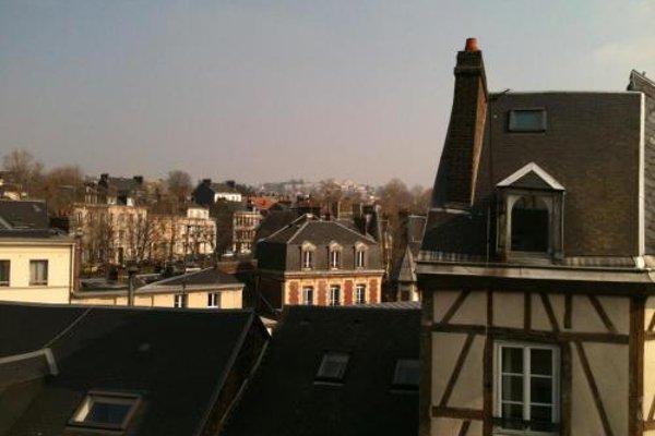 Hotel Dandy Rouen centre - 23