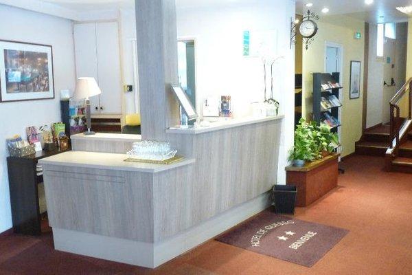Alive Hotel De Quebec - фото 20