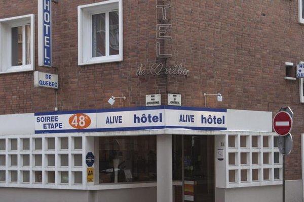 Alive Hotel De Quebec - фото 23