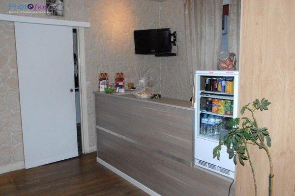 Hotel Les Arcades - фото 10