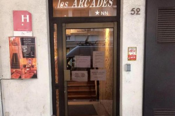 Hotel Les Arcades - фото 16