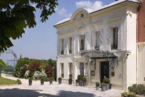 Pavillon Henri IV - фото 22