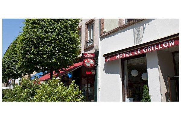 Hotel le Grillon - фото 22