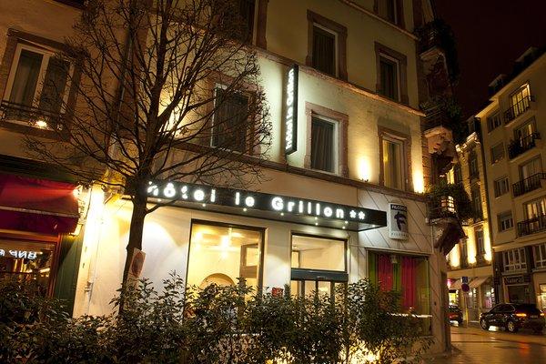 Hotel le Grillon - фото 23