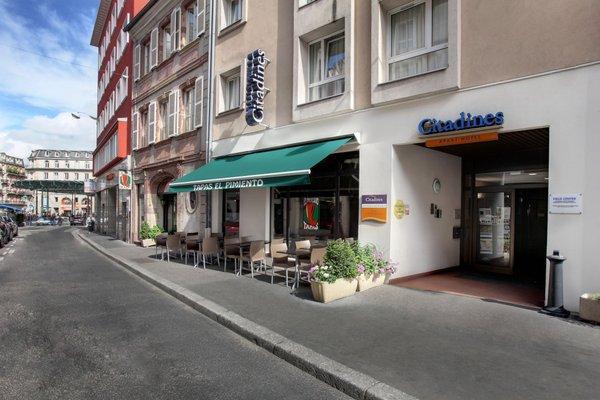 Citadines Kleber Strasbourg - фото 23