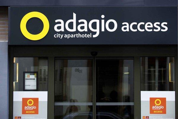Aparthotel Adagio Access Strasbourg Petite France - фото 18