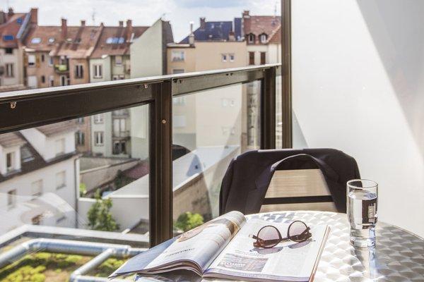 Aparthotel Adagio Access Strasbourg Petite France - 19