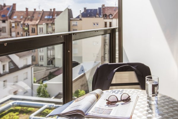 Aparthotel Adagio Access Strasbourg Petite France - фото 19