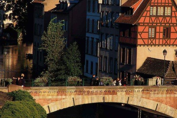 Aparthotel Adagio Access Strasbourg Petite France - фото 23