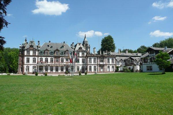 Chateau de Pourtales - 20