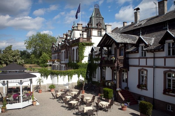Chateau de Pourtales - 21