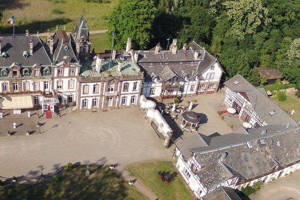 Chateau de Pourtales - 22