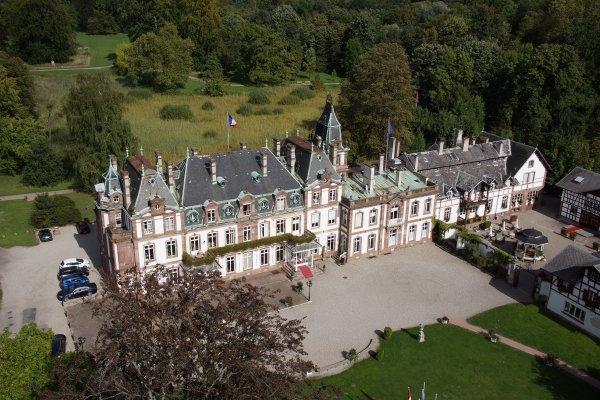 Chateau de Pourtales - 23