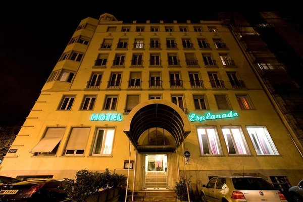 Hotel Esplanade - фото 22