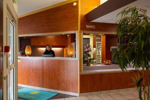 Hotel Roi Soleil Strasbourg Mundolsheim - фото 17
