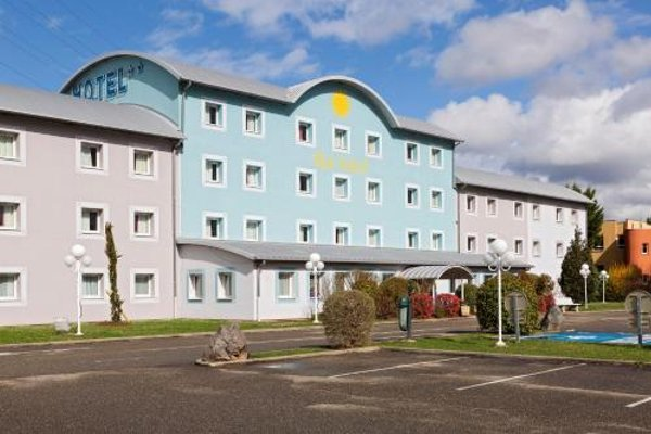 Hotel Roi Soleil Strasbourg Mundolsheim - фото 21