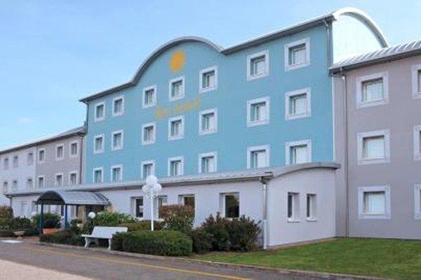 Hotel Roi Soleil Strasbourg Mundolsheim - фото 22