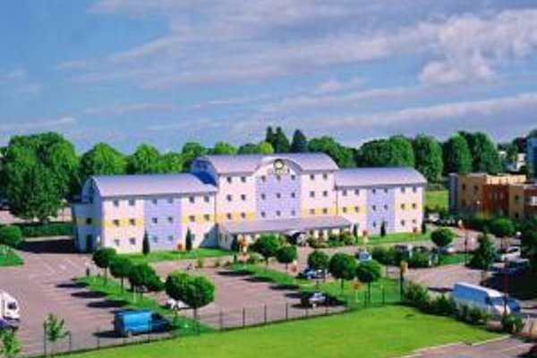 Hotel Roi Soleil Strasbourg Mundolsheim - фото 23