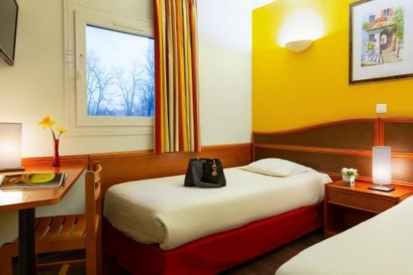 Hotel Roi Soleil Strasbourg Mundolsheim - фото 3