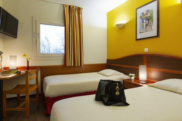 Hotel Roi Soleil Strasbourg Mundolsheim - фото 4
