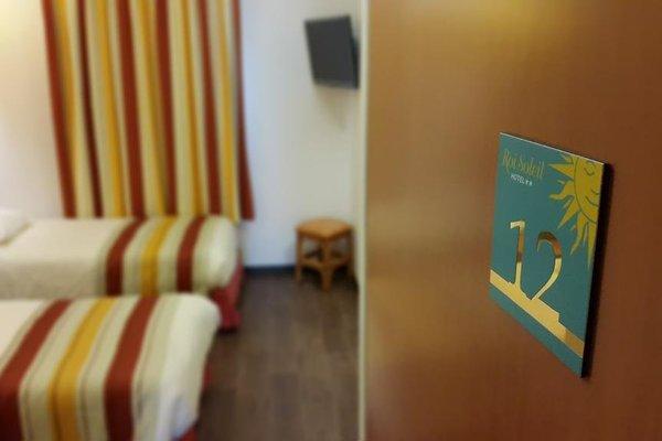 Hotel Roi Soleil Strasbourg Mundolsheim - фото 8