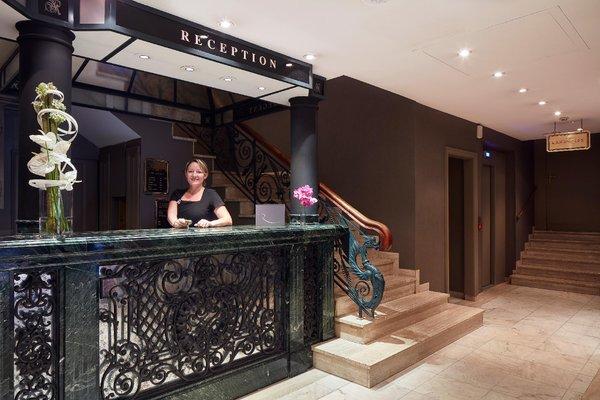 Hôtel Régent Contades - фото 18