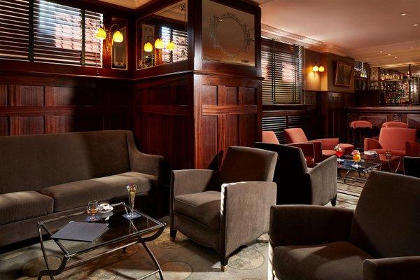 Hôtel Régent Contades - фото 9