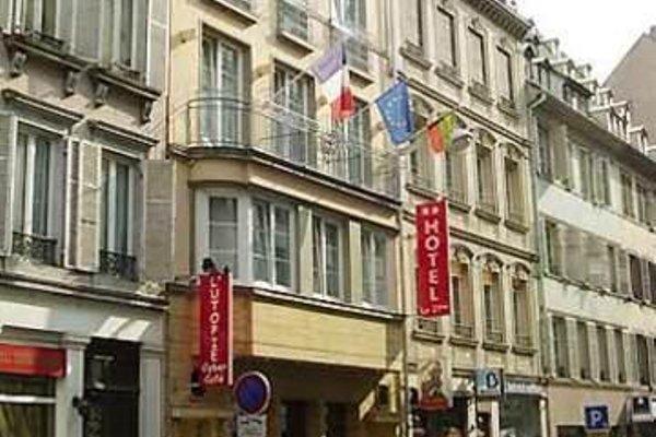 Hotel Le 21eme - 23