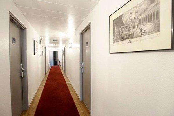 Comfort Hotel Strasbourg - Montagne Verte - 14