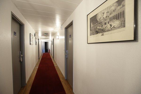 Comfort Hotel Strasbourg - Montagne Verte - 15