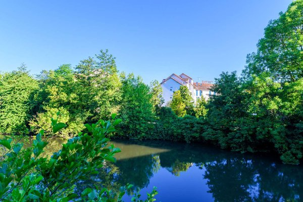 Comfort Hotel Strasbourg - Montagne Verte - 20