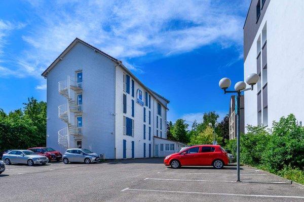 Comfort Hotel Strasbourg - Montagne Verte - 22
