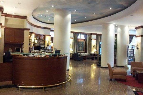 Hotel Maison Rouge - 19