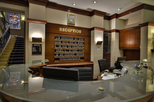 Hotel Maison Rouge - 20