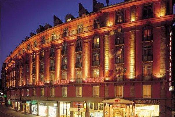 Hotel Maison Rouge - 23