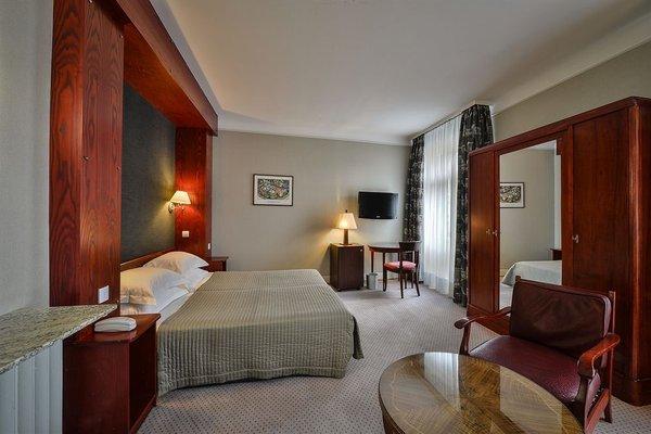 Hotel Maison Rouge - 3