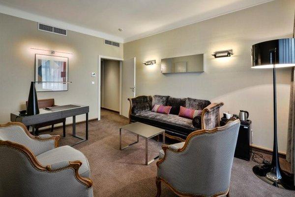 Hotel Maison Rouge - 5