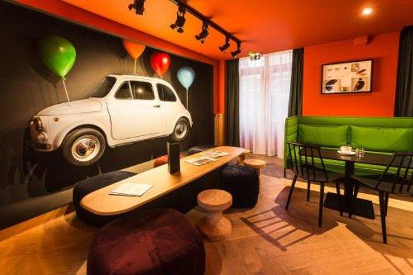 Hotel Du Dragon - 10