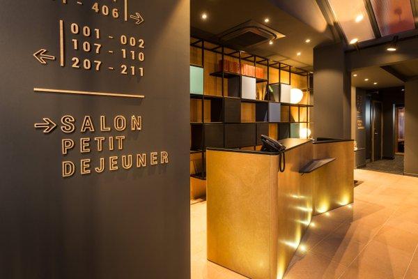 Hotel Du Dragon - 16