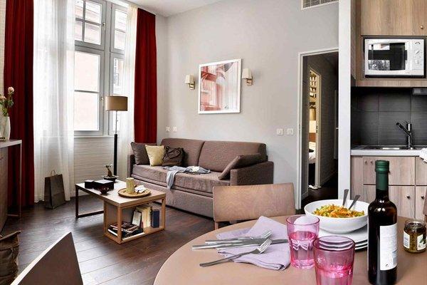 Aparthotel Adagio Strasbourg Place Kleber - фото 6